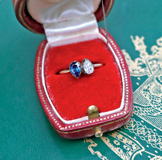 Napoleon's wedding ring