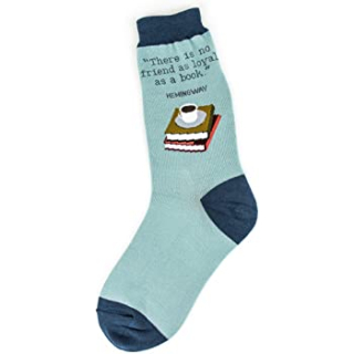 Hemingway_socks